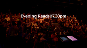 Evening Reads@7.30pm